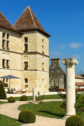 Chambres d'hôtes de prestige en Lot et Garonne - Chateau des Vallons