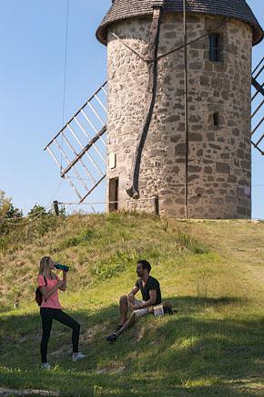 Chateau des Vallons en Lot et Garonne